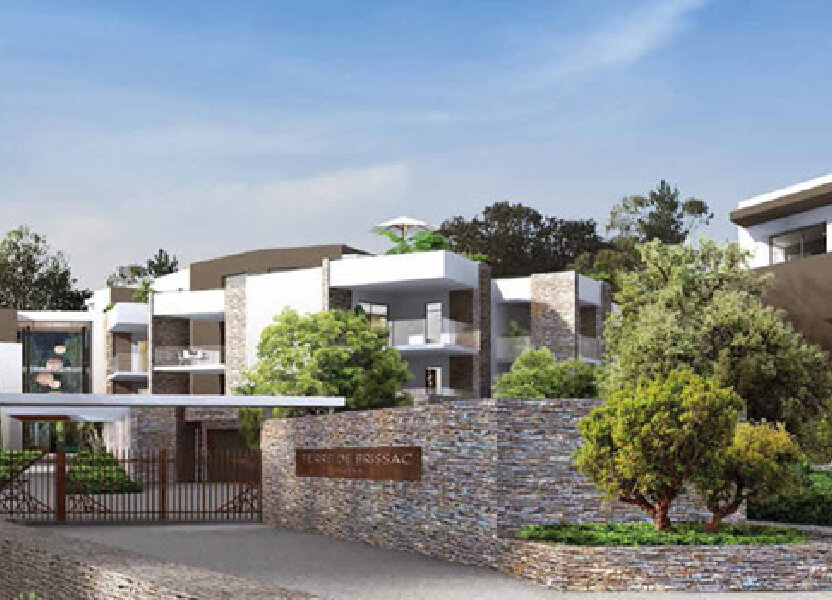 Appartement à vendre 68.9m2 à Saint-Gély-du-Fesc