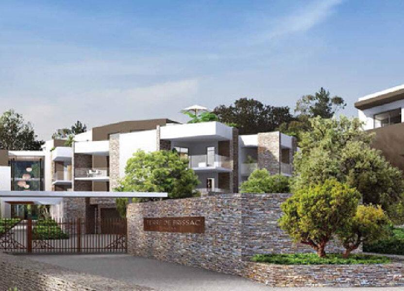 Appartement à vendre 45m2 à Saint-Gély-du-Fesc