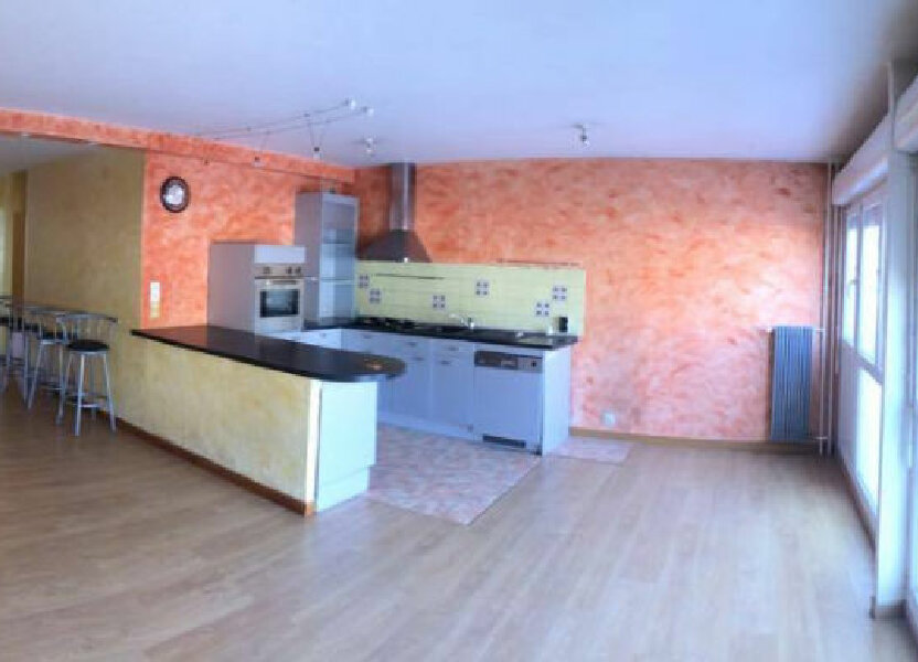 Appartement à louer 75.89m2 à Vandoeuvre-lès-Nancy