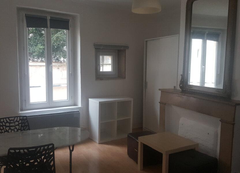 Appartement à louer 21.7m2 à Nancy