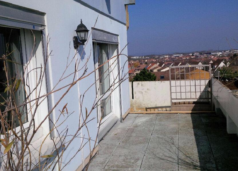 Appartement à louer 91.1m2 à Ludres