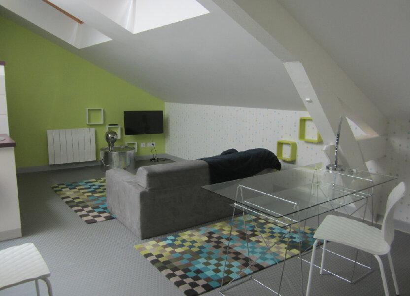 Appartement à louer 26.5m2 à Nancy