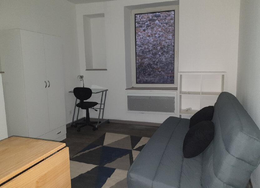 Appartement à louer 16.91m2 à Nancy