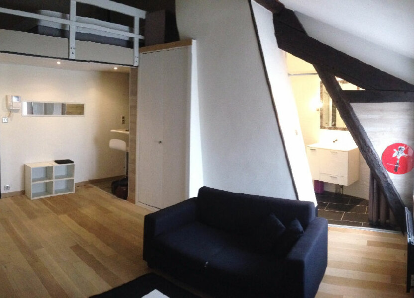 Appartement à louer 27m2 à Nancy