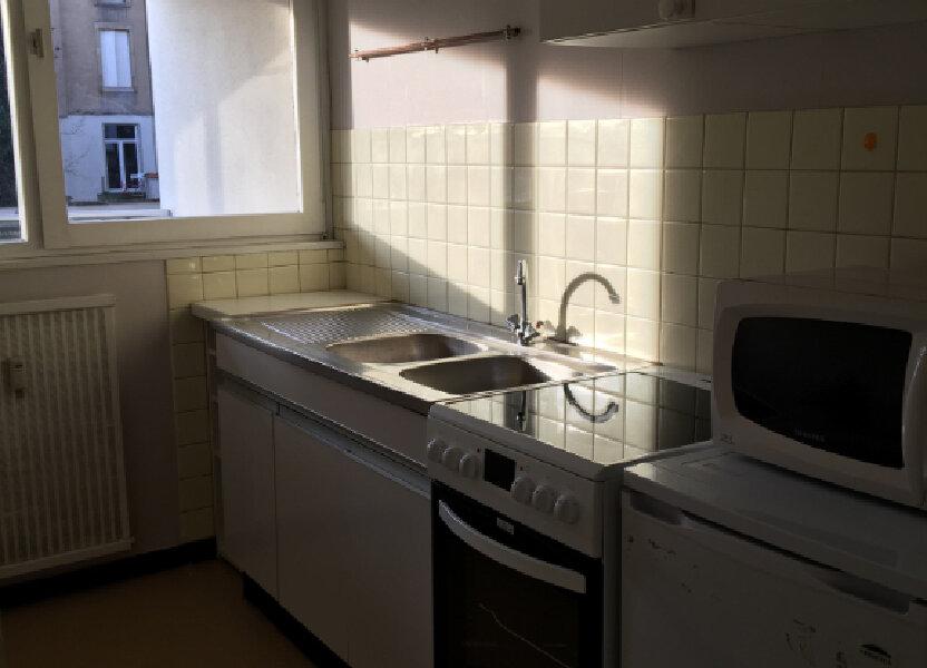 Appartement à louer 51.68m2 à Nancy