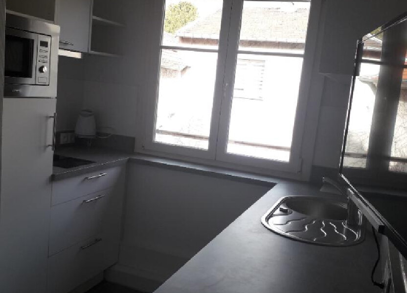 Appartement à louer 26m2 à Nancy