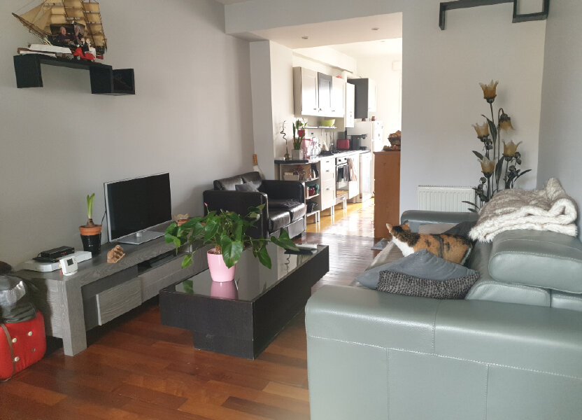 Appartement à louer 58m2 à Nancy