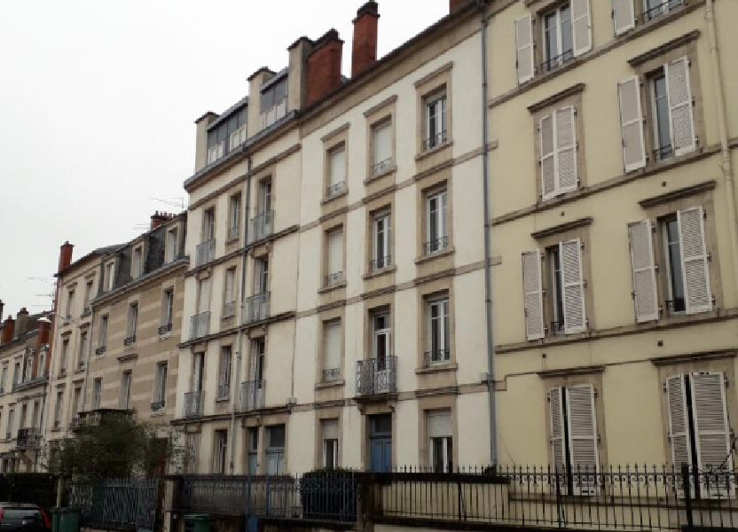Appartement à louer 38.45m2 à Nancy