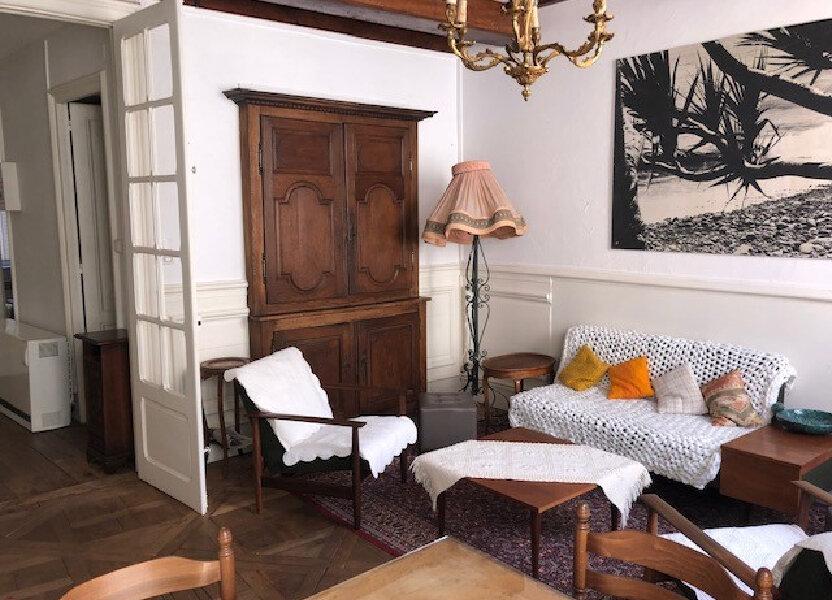 Appartement à louer 46.4m2 à Nancy