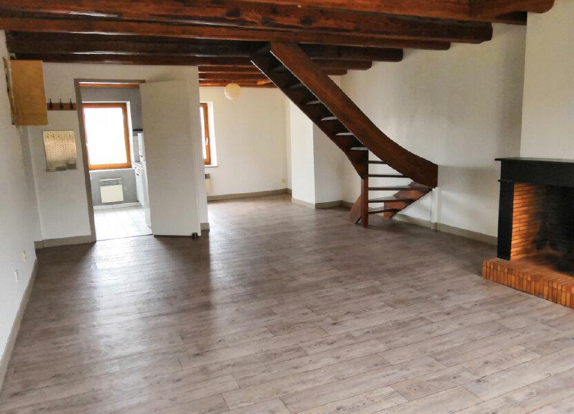 Appartement à louer 52.59m2 à Nancy