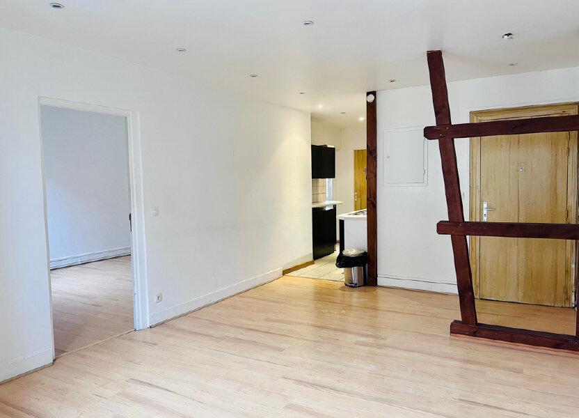 Appartement à louer 53.7m2 à Strasbourg