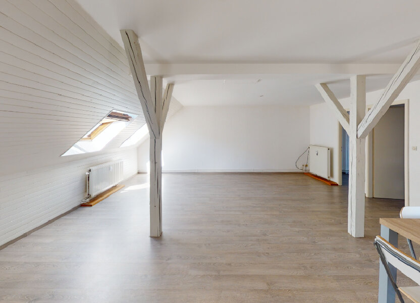 Appartement à louer 92.67m2 à Strasbourg