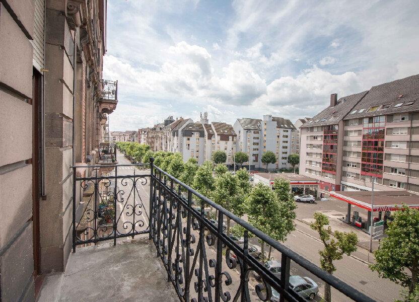 Appartement à louer 93m2 à Strasbourg