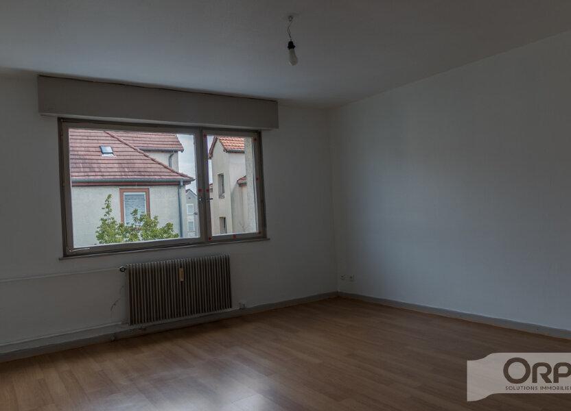 Appartement à louer 25m2 à Schiltigheim