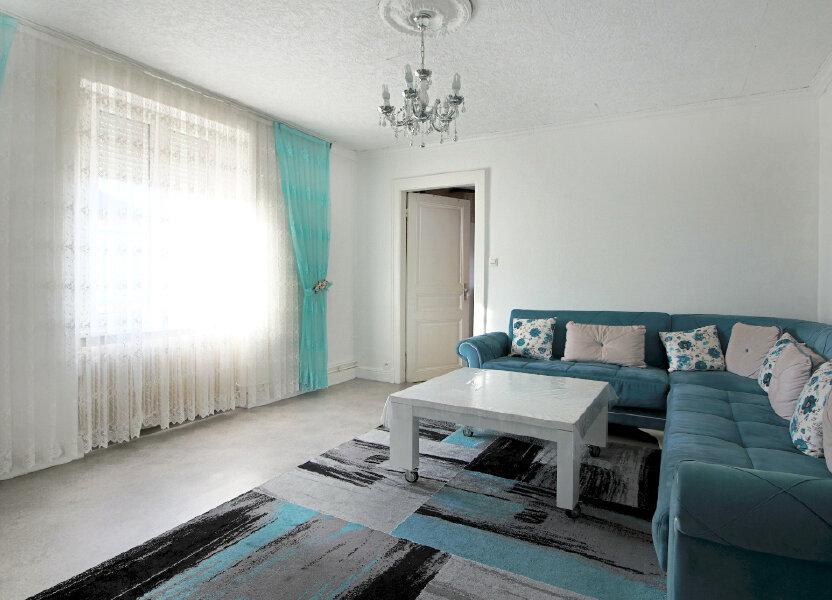 Appartement à vendre 63m2 à Colmar
