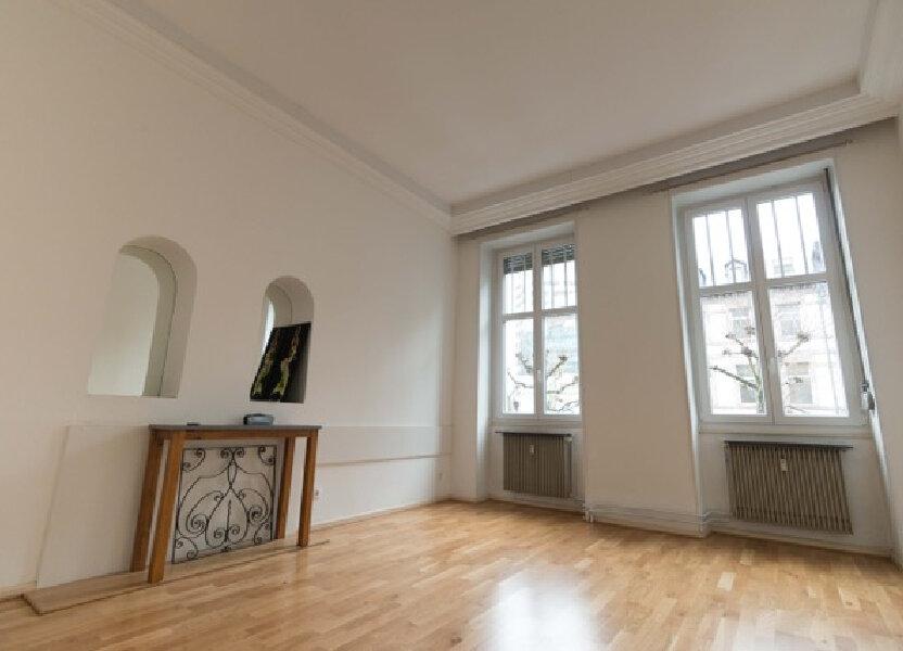 Appartement à louer 88m2 à Strasbourg