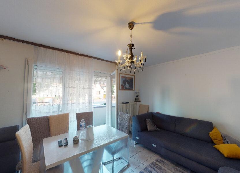 Appartement à vendre 62m2 à Strasbourg