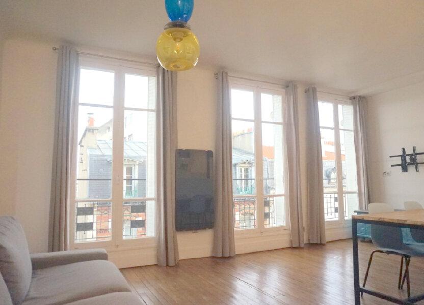 Appartement à louer 69.2m2 à Boulogne-Billancourt