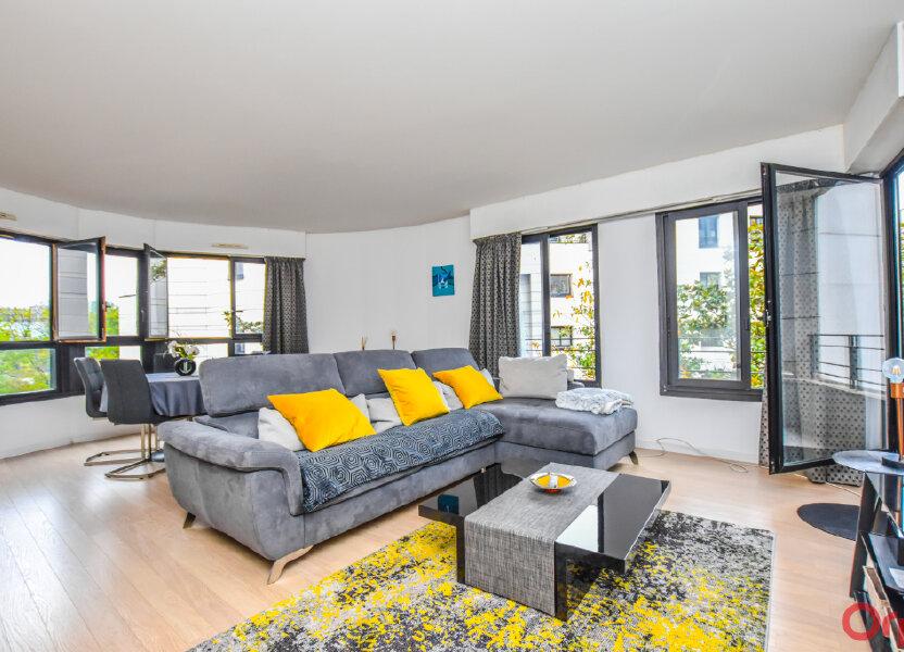 Appartement à louer 72m2 à Paris 15
