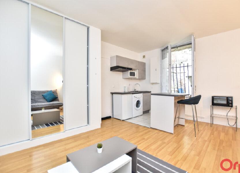 Appartement à louer 24m2 à Paris 15