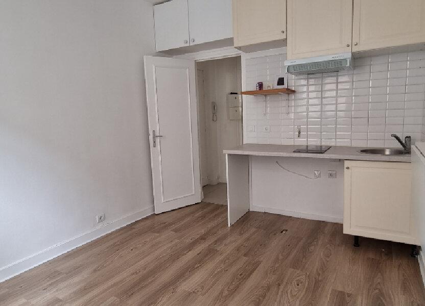 Appartement à louer 28m2 à Paris 15