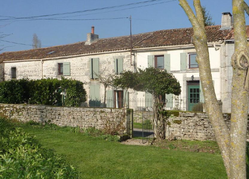 Maison à vendre 174m2 à Saint-Savinien