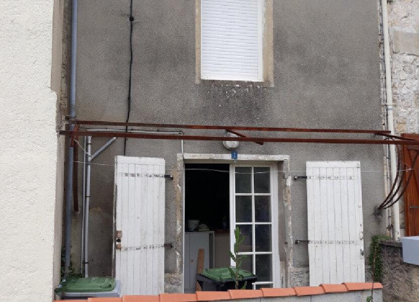 Maison à vendre 58m2 à Saint-Vaize