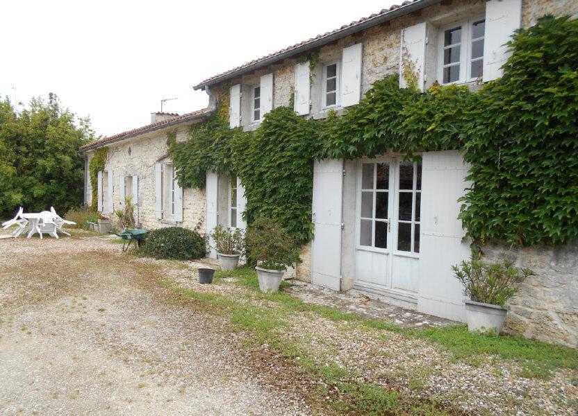 Maison à vendre 254m2 à Saint-Savinien