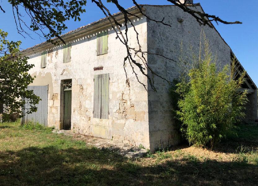 Maison à vendre 119m2 à Saint-Porchaire
