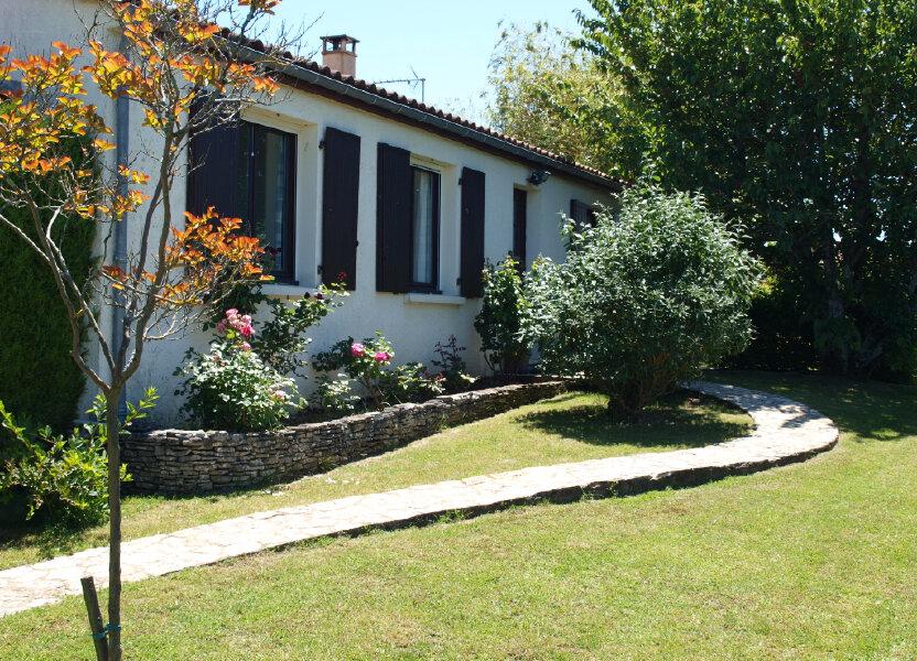 Maison à vendre 122m2 à Bussac-sur-Charente