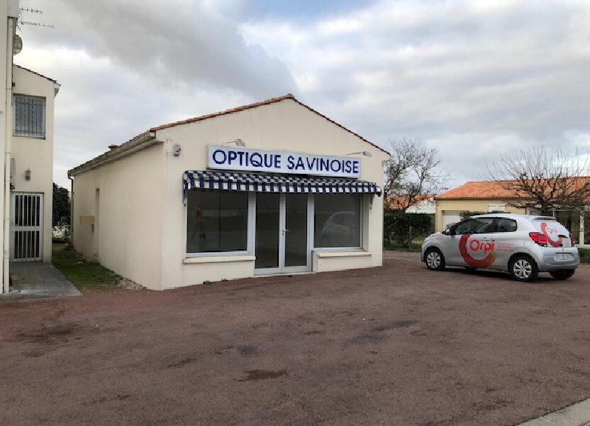 Immeuble à vendre 63.3m2 à Saint-Savinien