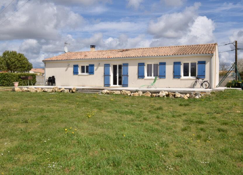 Maison à vendre 121m2 à Saint-Sulpice-d'Arnoult