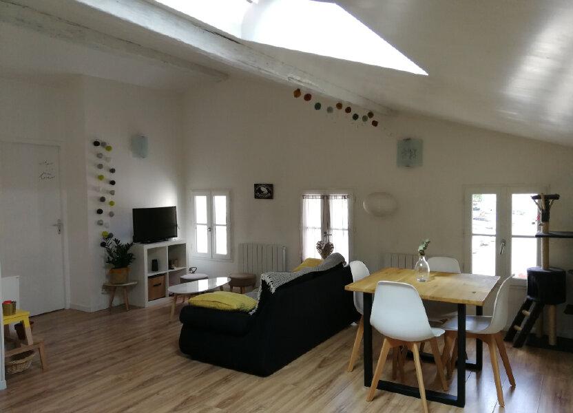 Appartement à louer 51.46m2 à Saintes