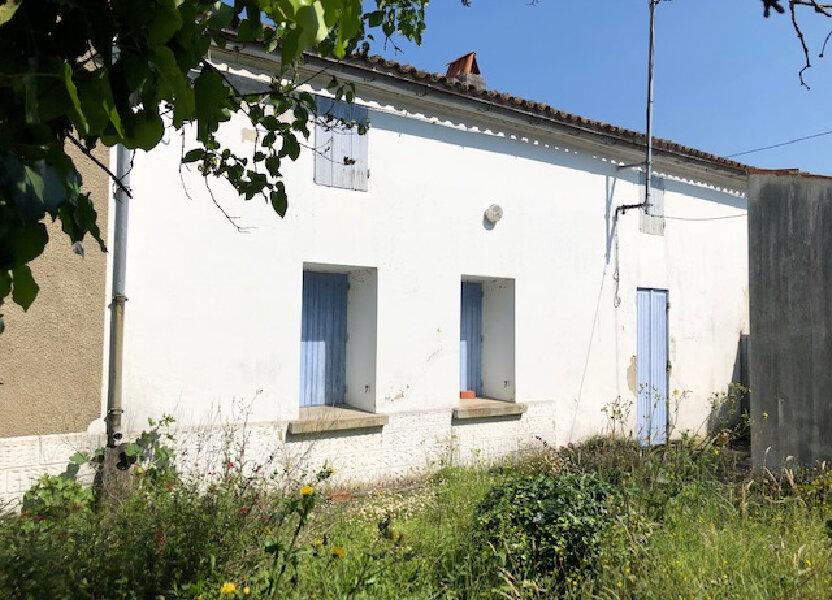 Maison à vendre 93m2 à Romegoux