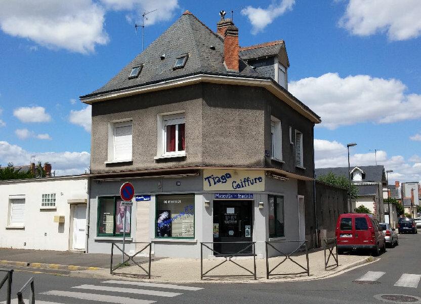 Appartement à louer 45m2 à Saint-Pierre-des-Corps