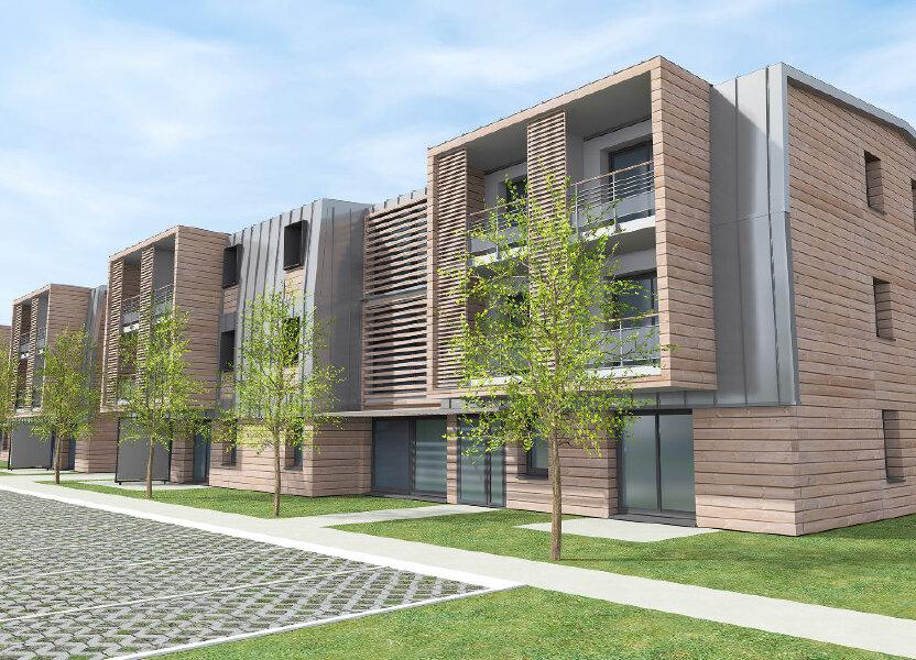 Appartement à vendre 59.4m2 à Chambray-lès-Tours