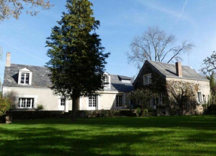 Maison à vendre 277.1m2 à Esvres