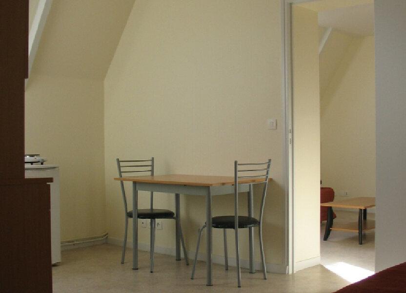Appartement à louer 33m2 à Tours