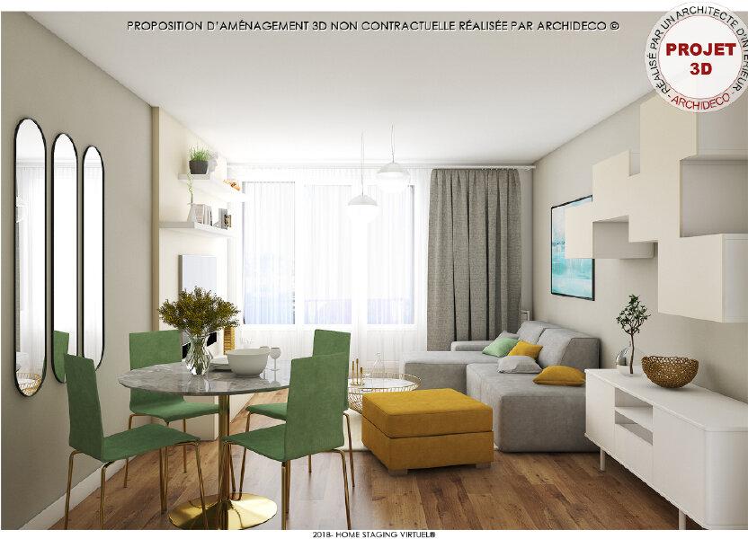 Appartement à vendre 67.55m2 à Saint-Pierre-des-Corps