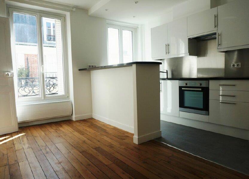 Appartement à louer 42.61m2 à Paris 7
