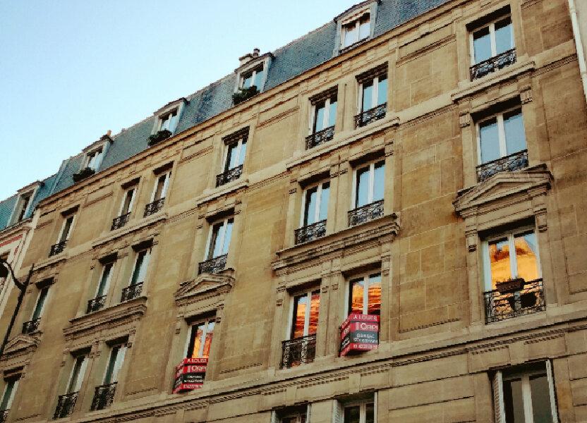 Appartement à louer 56.86m2 à Paris 7