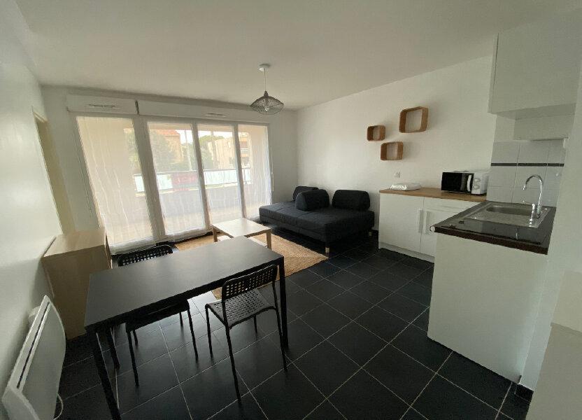 Appartement à louer 27.53m2 à La Seyne-sur-Mer