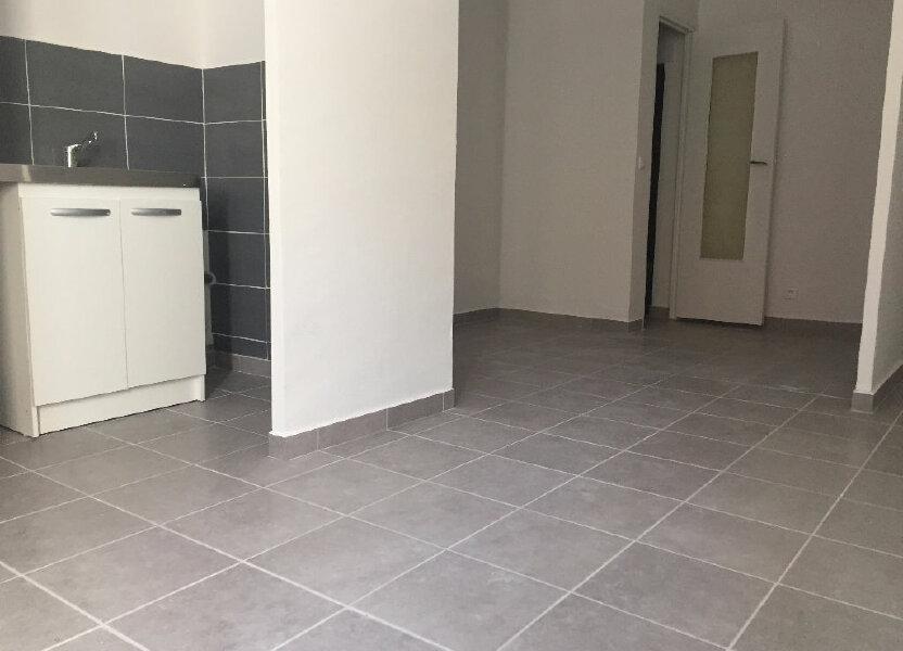 Appartement à louer 25.4m2 à La Seyne-sur-Mer