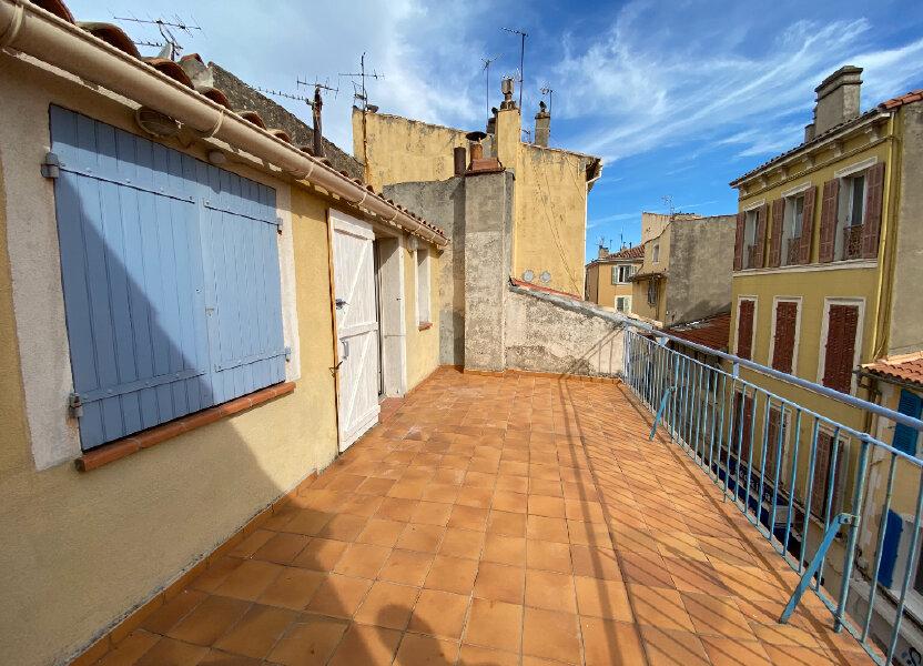 Appartement à louer 47.35m2 à La Seyne-sur-Mer