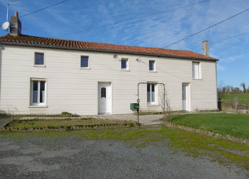 Maison à vendre 78m2 à La Chapelle-Saint-Laurent