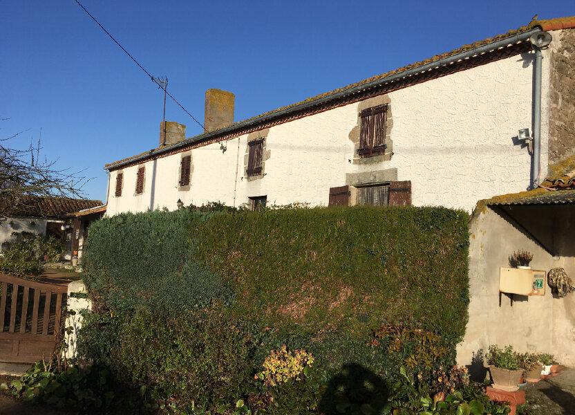 Maison à vendre 112m2 à Bressuire