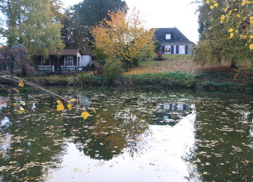 Maison à vendre 245m2 à Bressuire