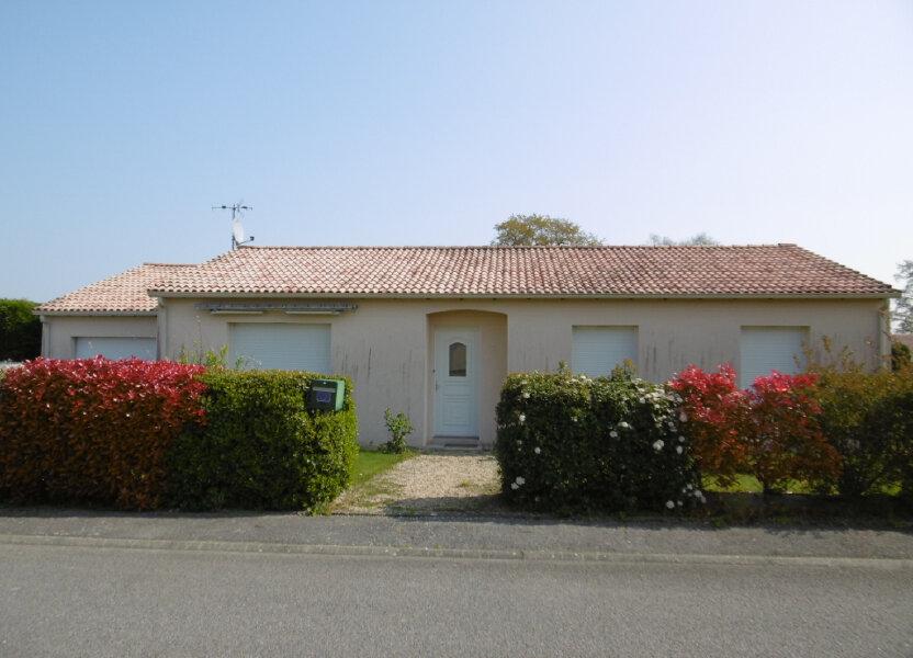 Maison à vendre 97m2 à Bressuire