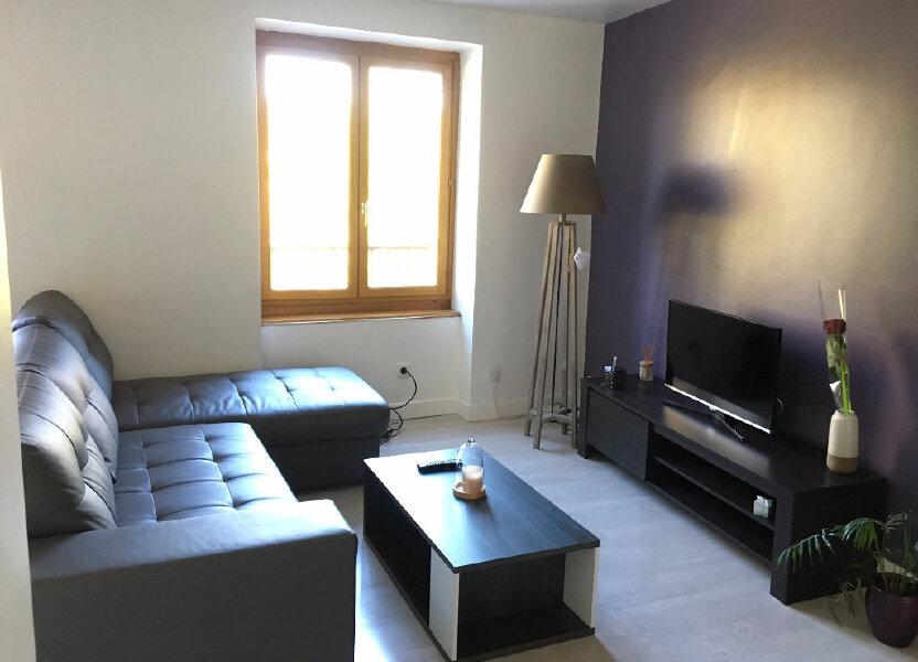 Appartement à louer 44.75m2 à Collonges-au-Mont-d'Or