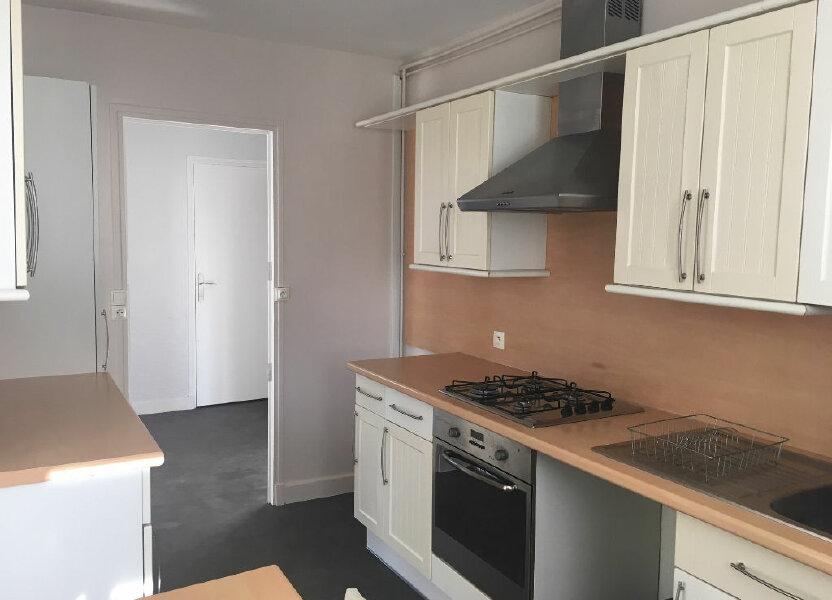 Appartement à louer 53.87m2 à Caluire-et-Cuire
